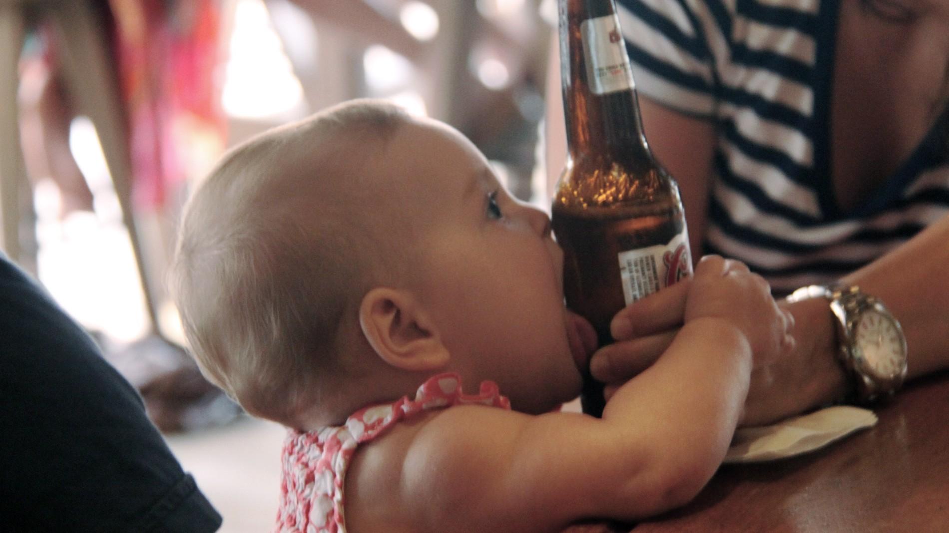 Ребенок и пиво картинки