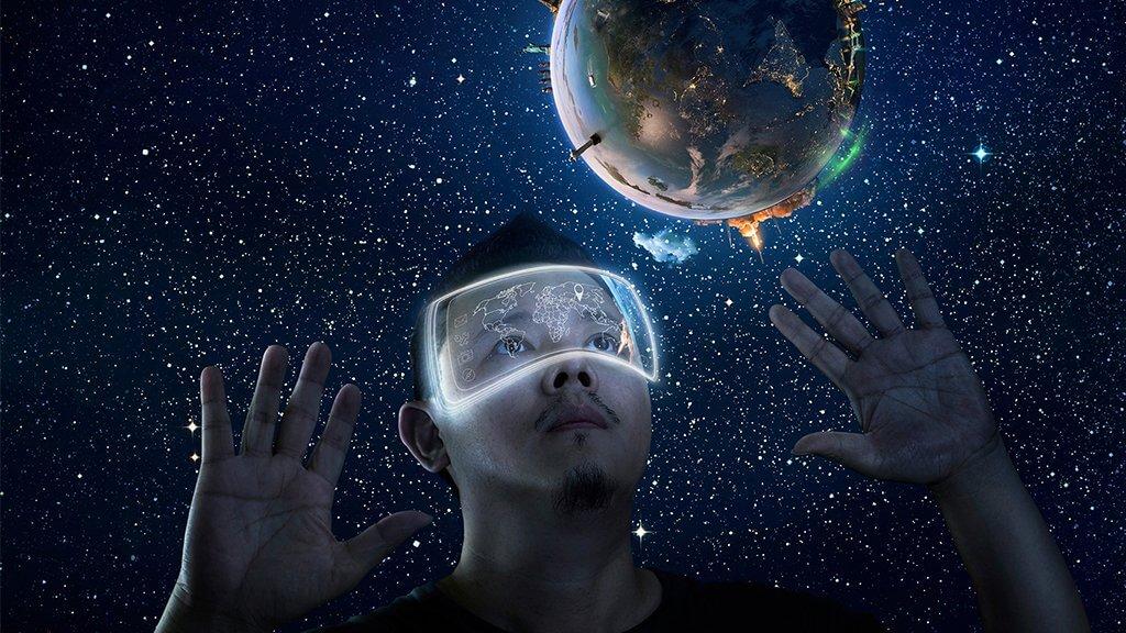 VR-космос