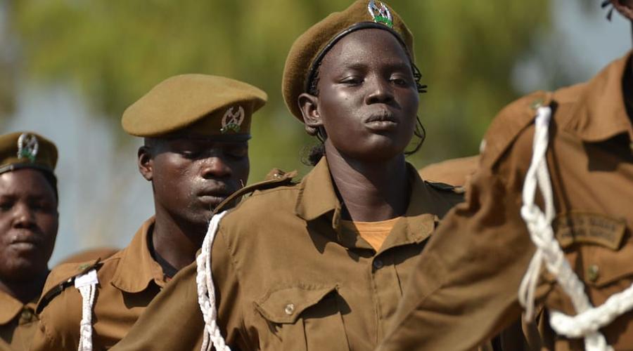 Армия Южного Судана