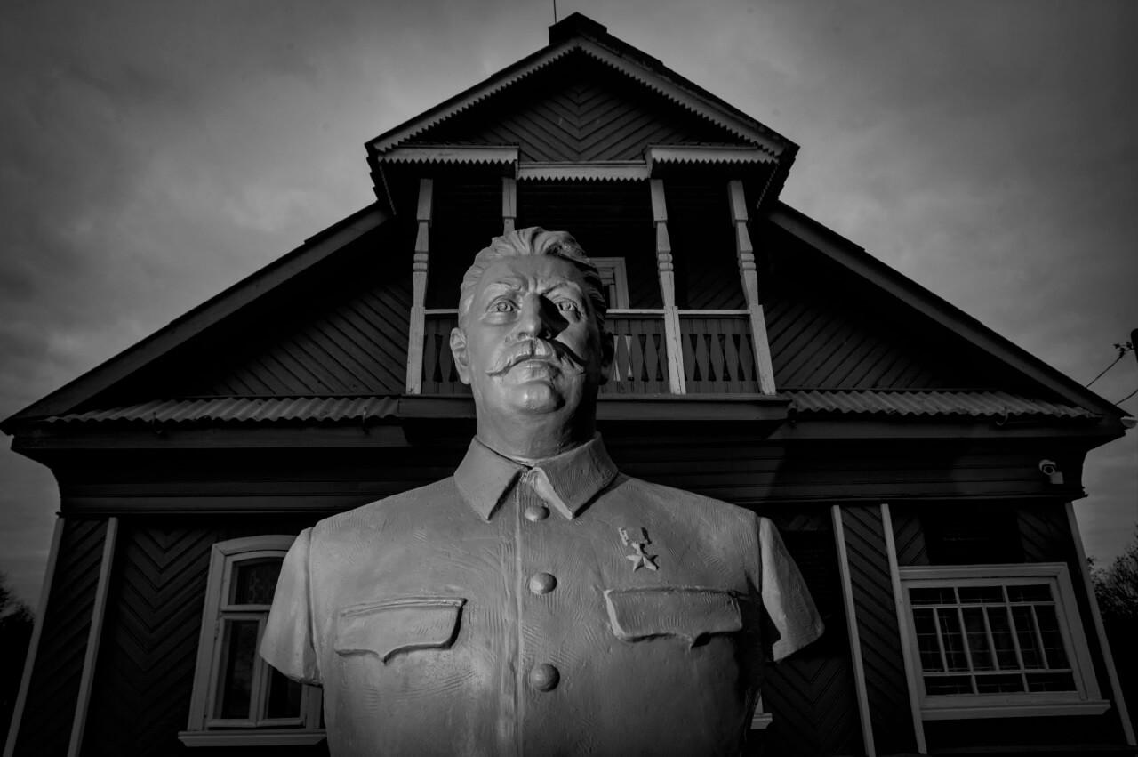 Дом Сталина в Хорошево (Ржевской области)