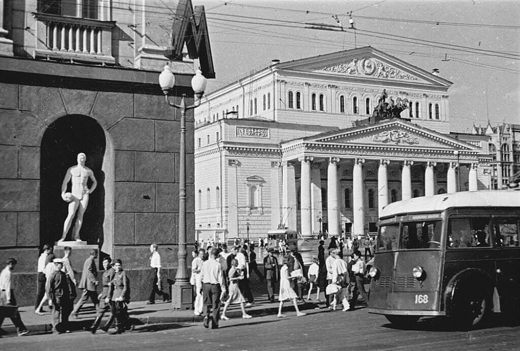 Проульщики в СССР