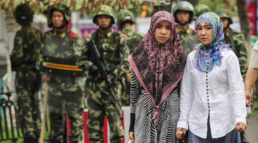 дома уйгуров фото выбор