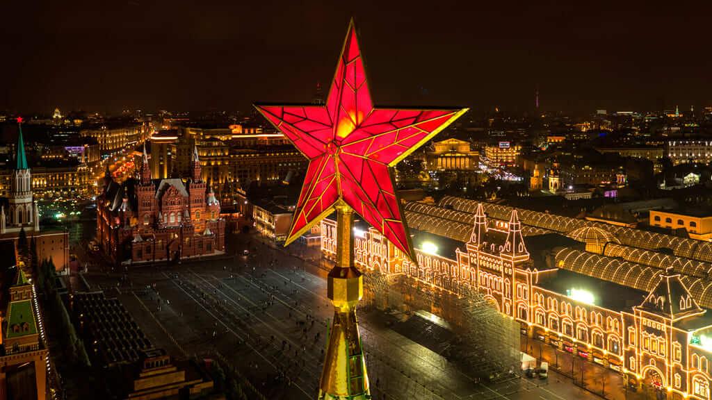 Кремлевские звезды