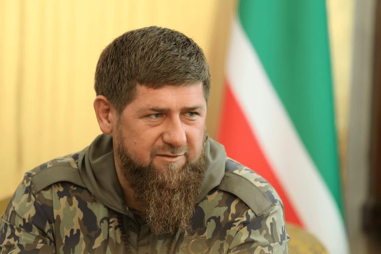 Сайт главы Чеченской республики