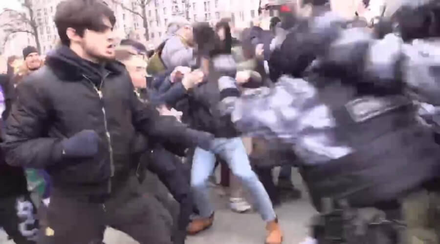 Рамзан Кадыров осерчал