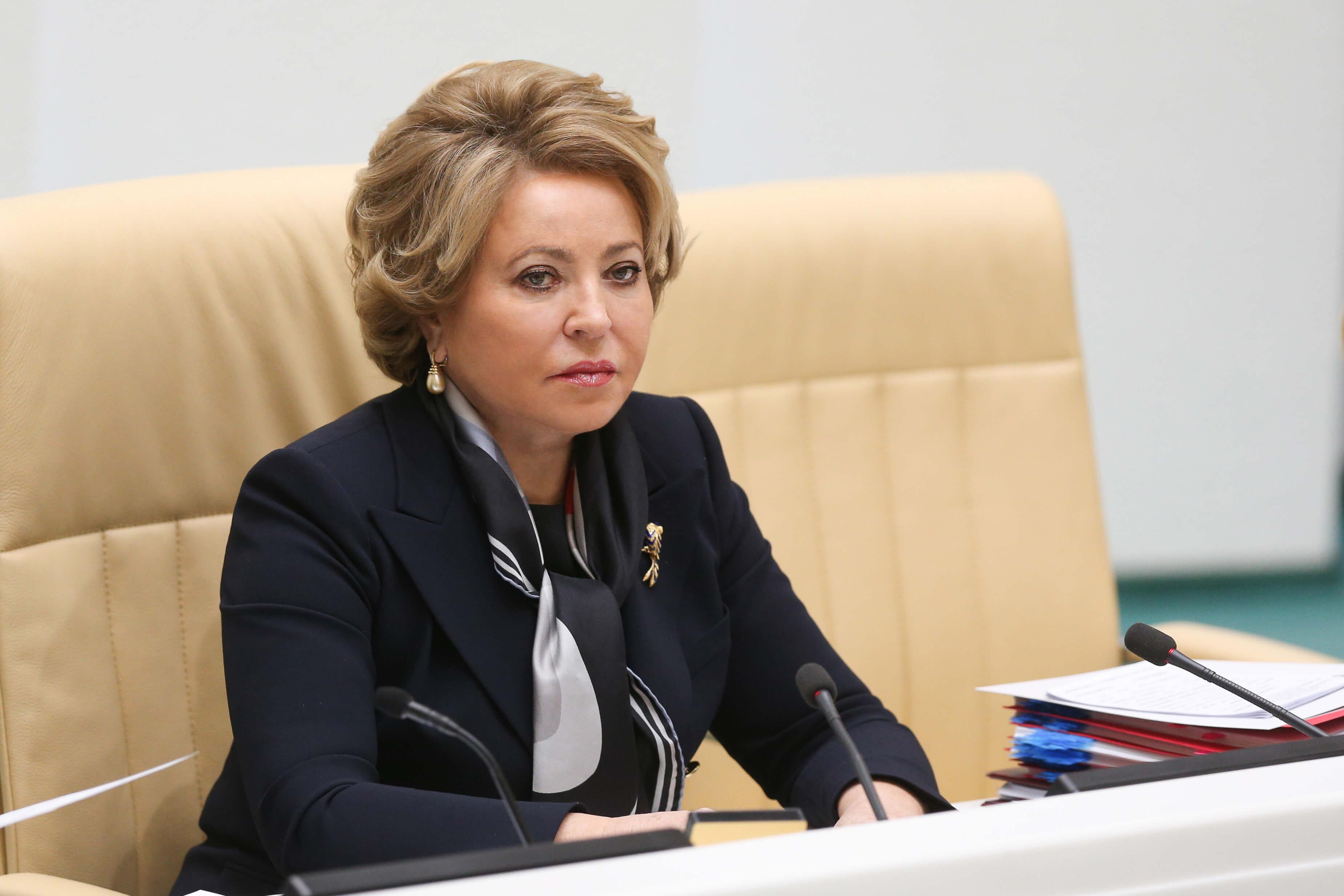 Federation Council of Russia/via Globallookpress.com
