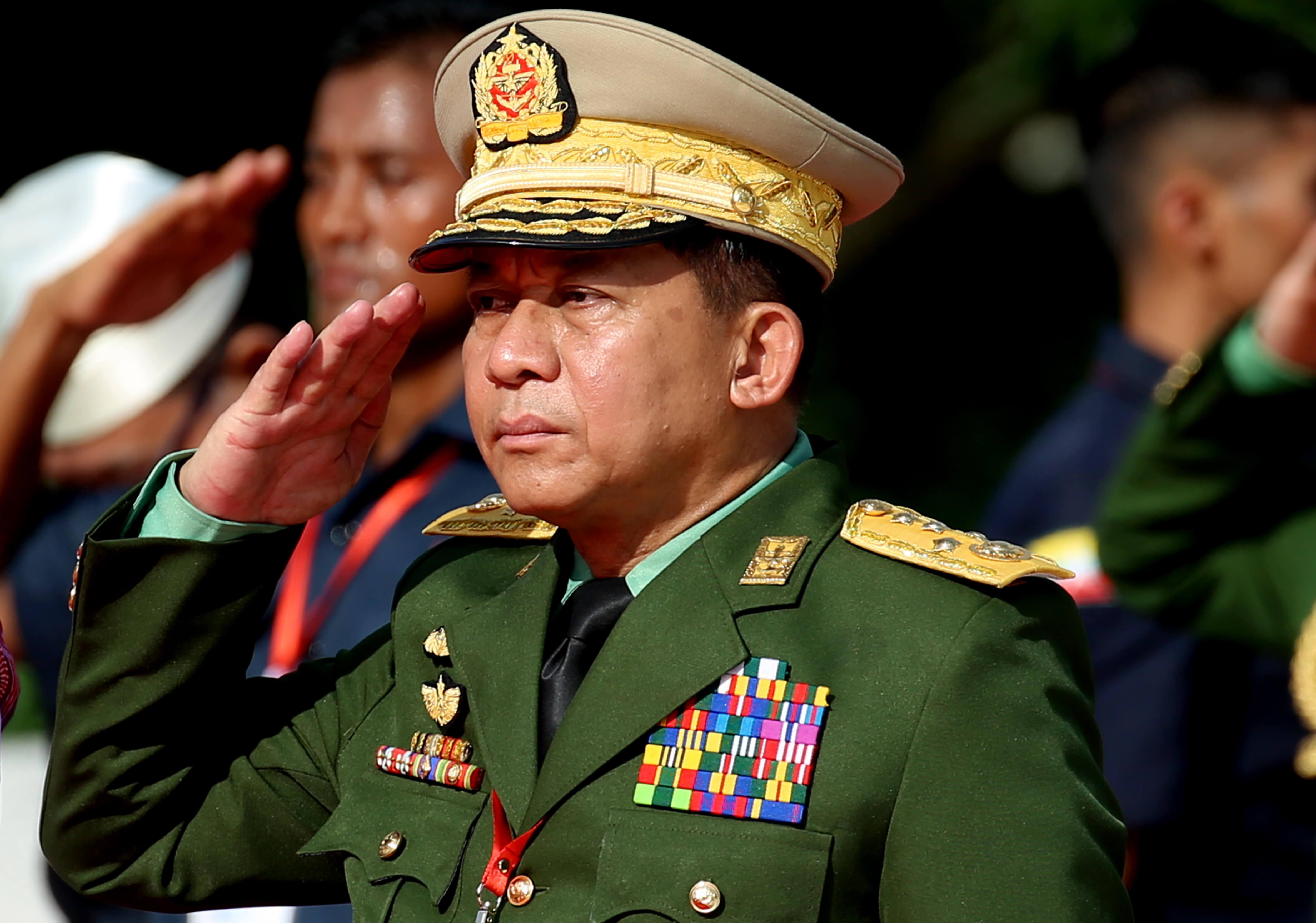 U Aung/Globallookpress.com