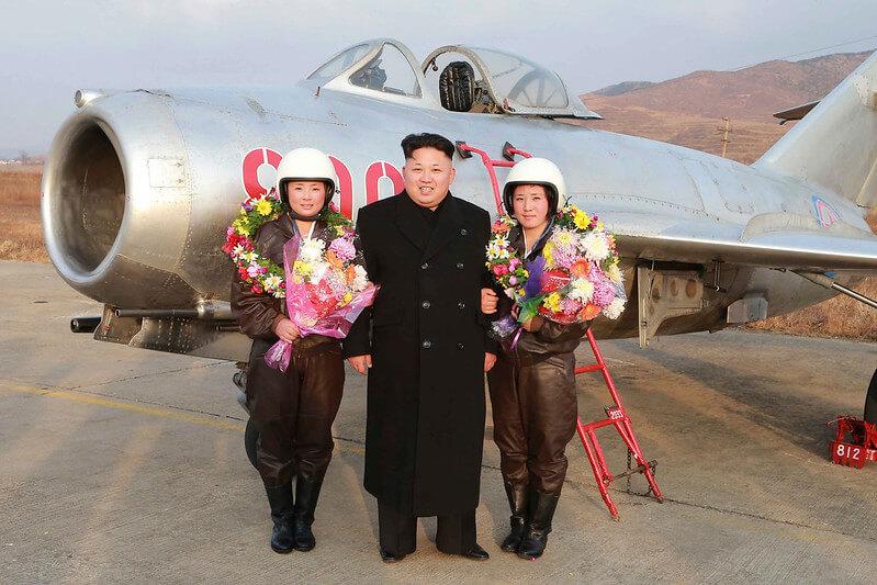 Ким и его группис
