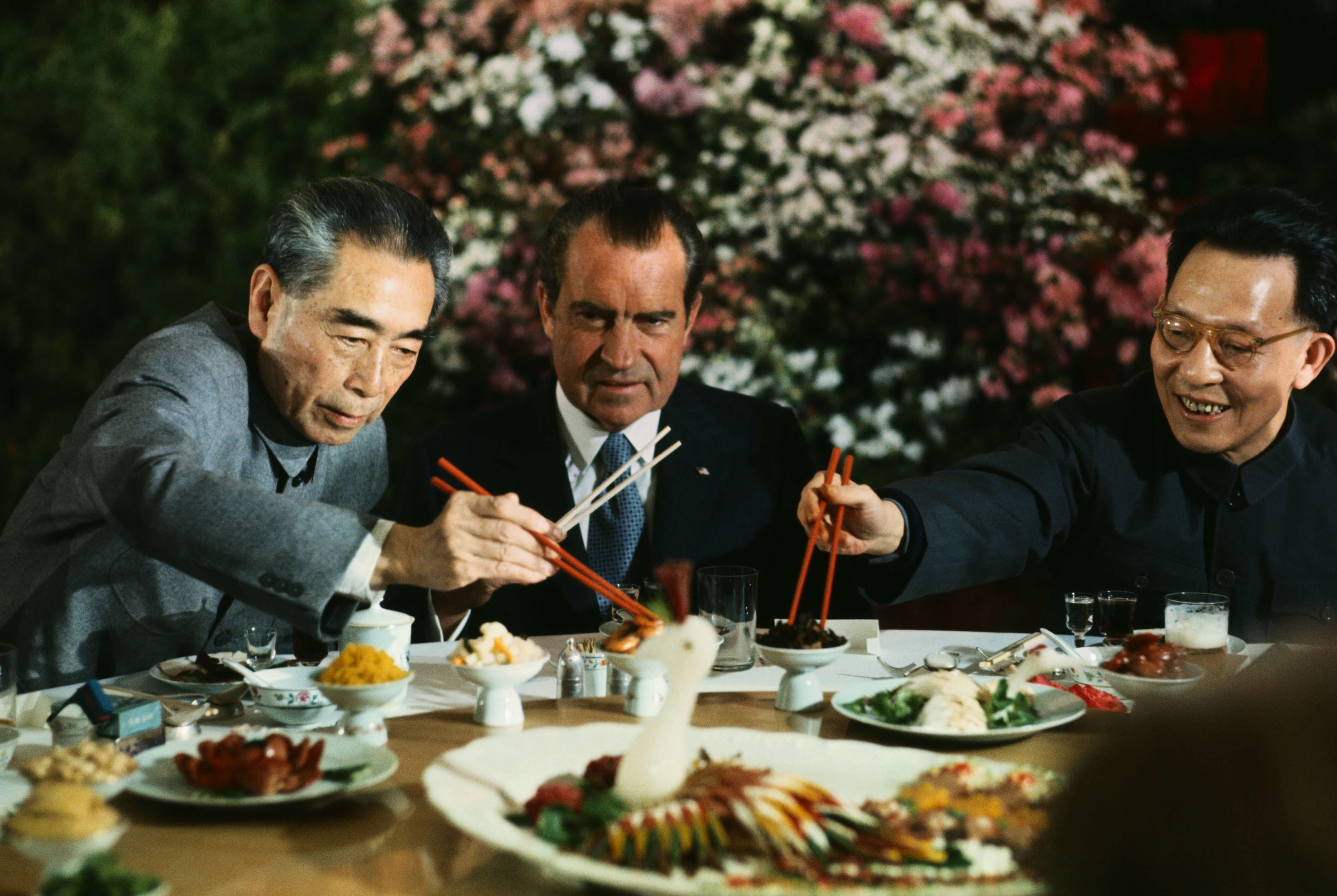 Политический обед