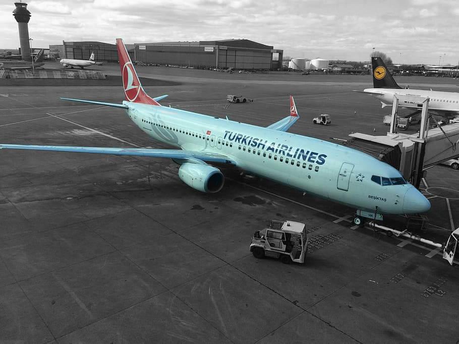 Турецкий самолет
