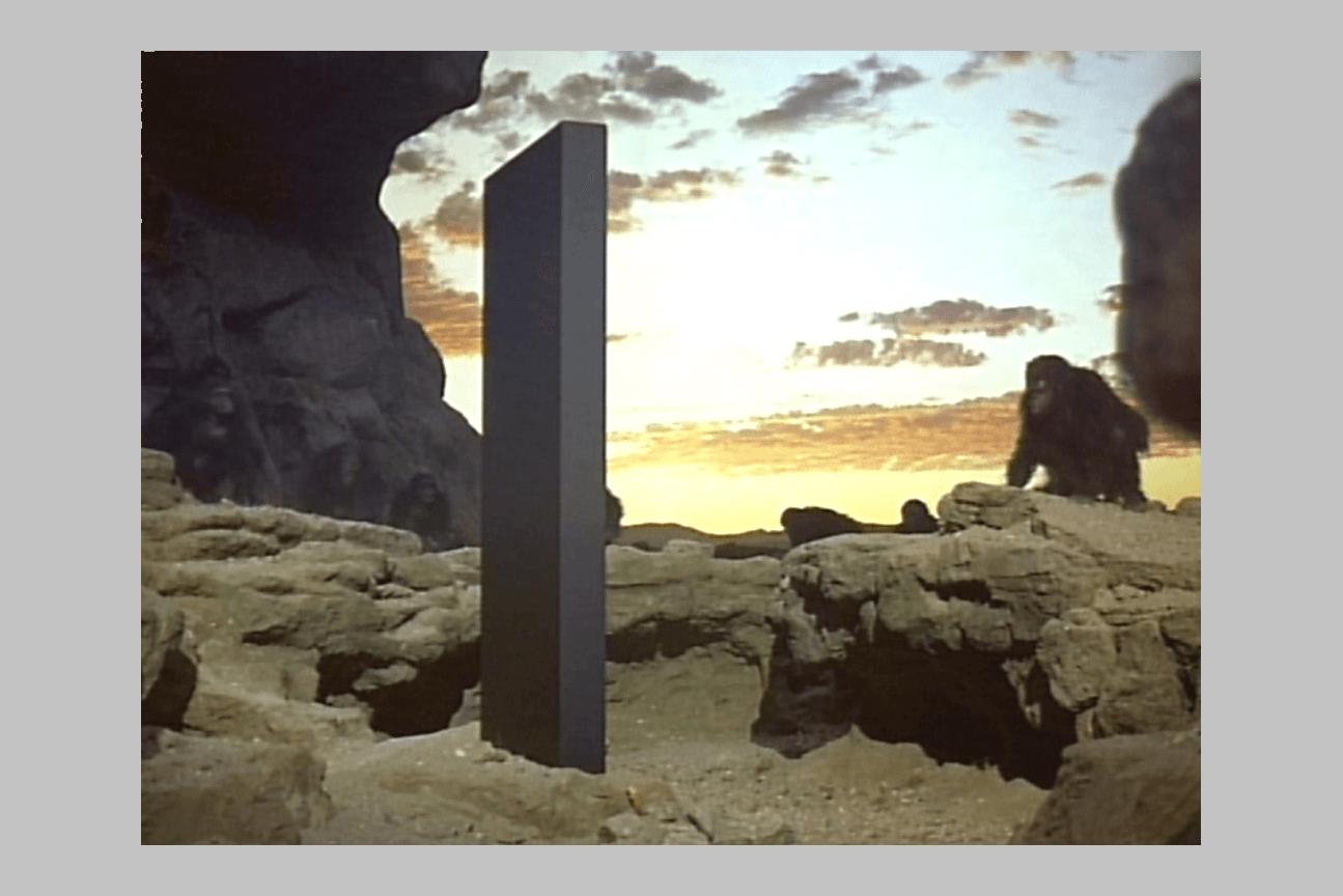к\ф «2001 год: Космическая одиссея»