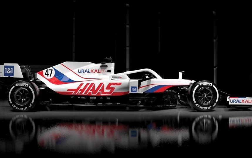 Facebook/Haas F1 Team
