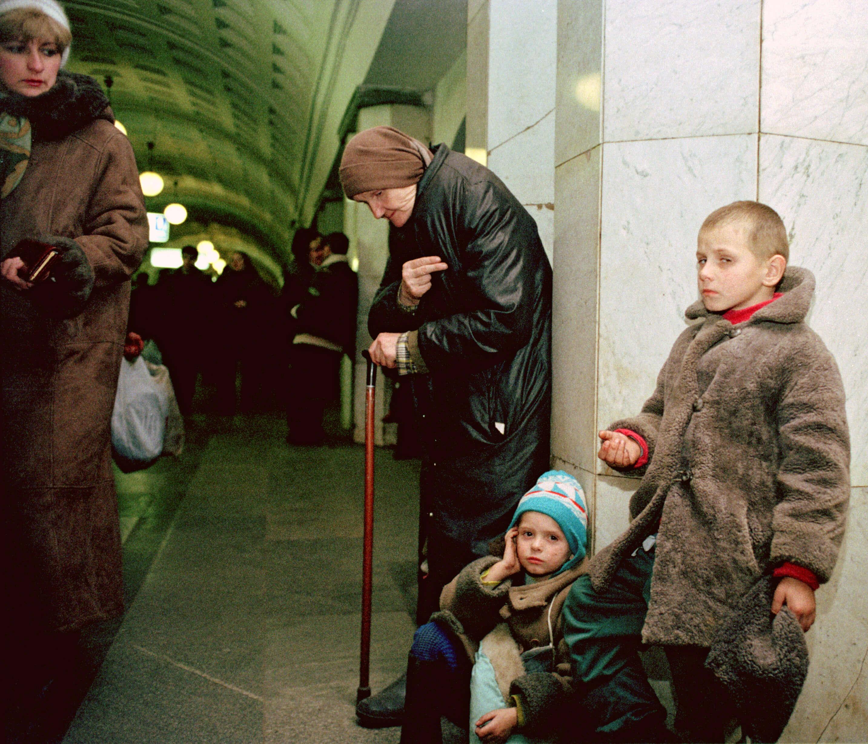 Aleksandr Schemlyaev/Russian Look