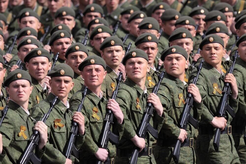 Армия России. Фото: