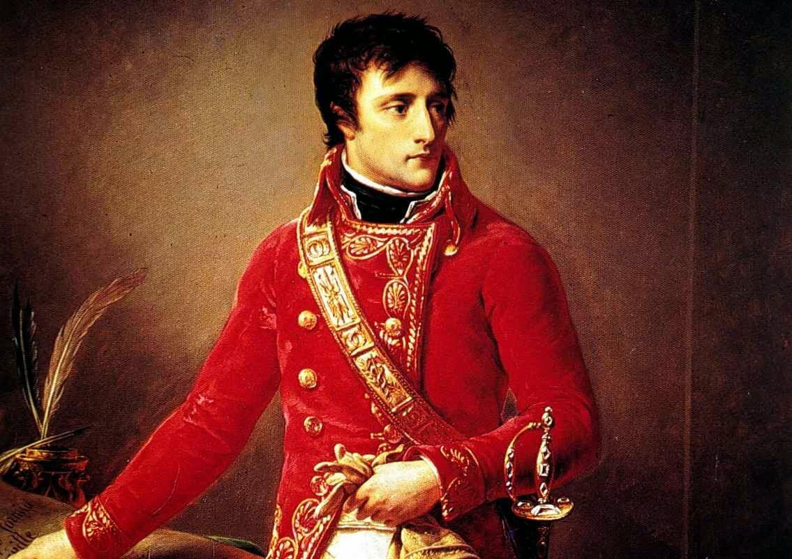 Наполеон Бонапарт. Фото:
