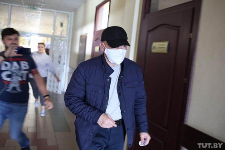 Суд в Беларуси