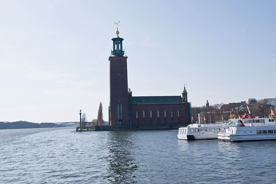 Ратуша в Стокгольме