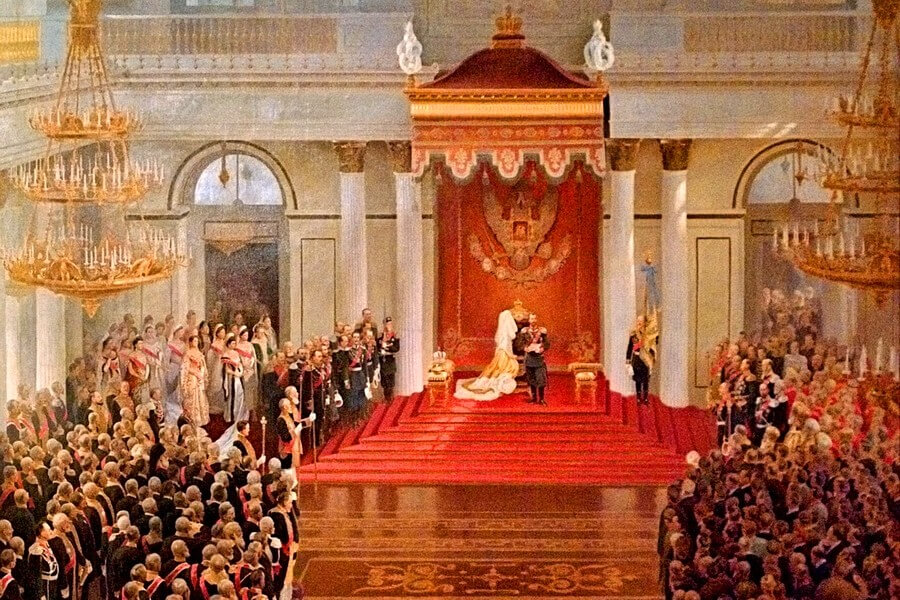 Госдума Царской России