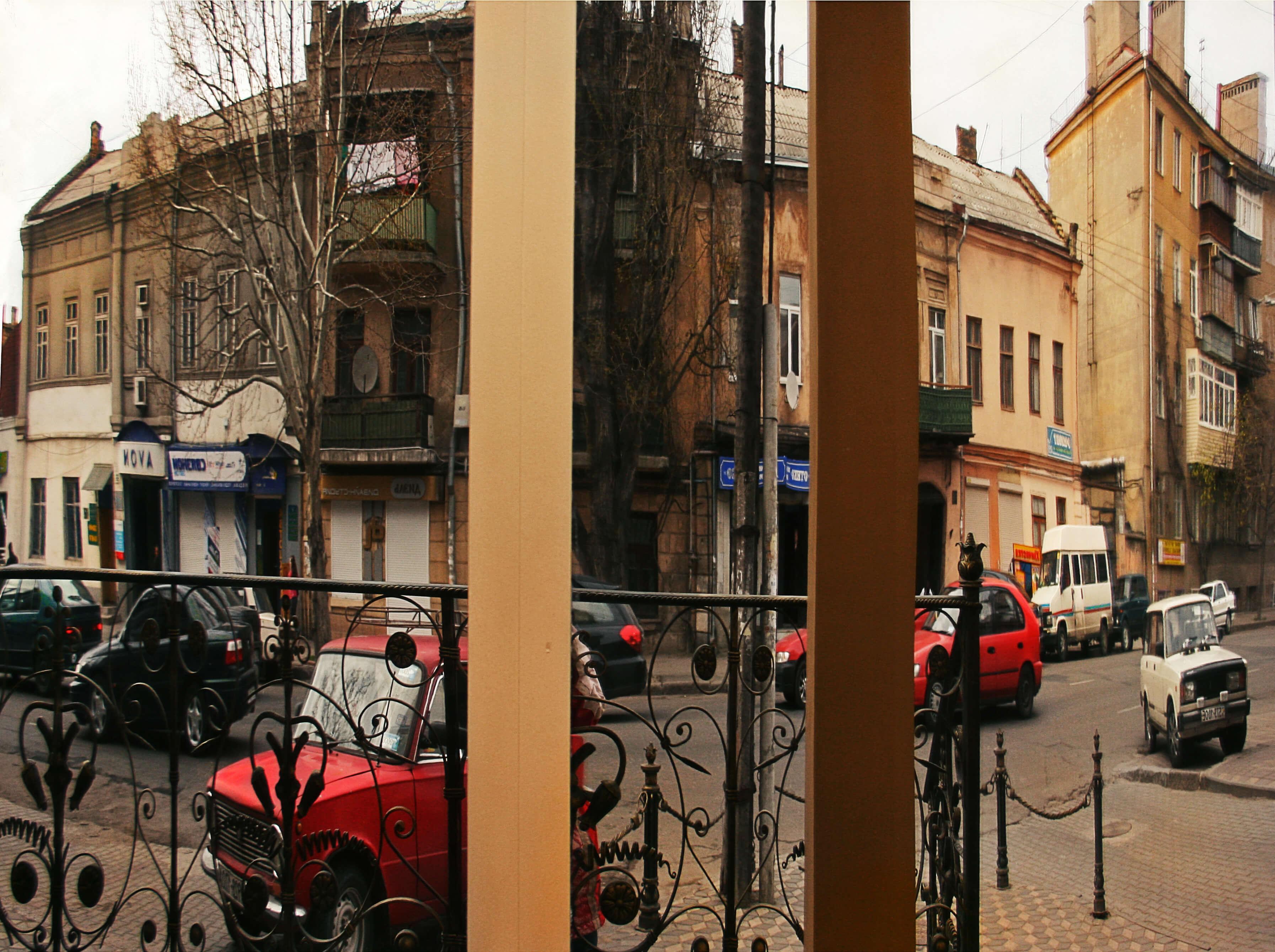 Житель Одессы рассказал о протестных настроениях
