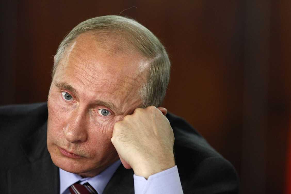 Влдаимир Путин