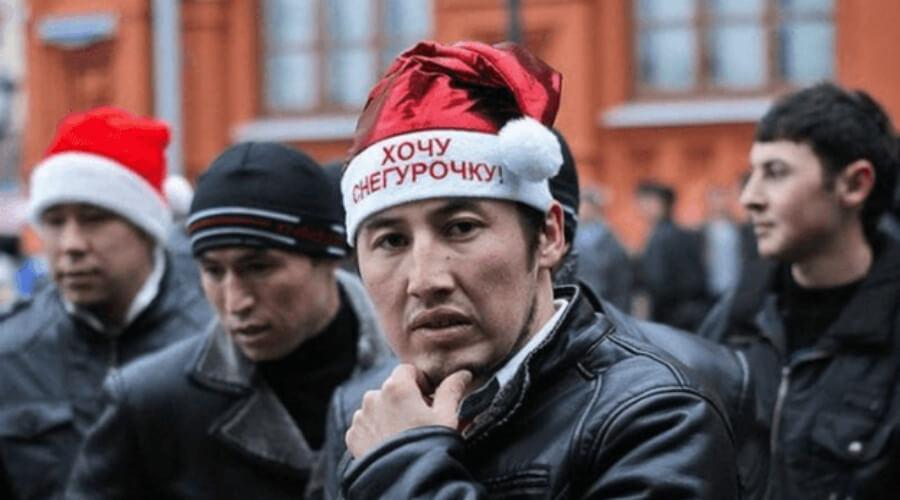 Русские дорого заплатят за мигрантов