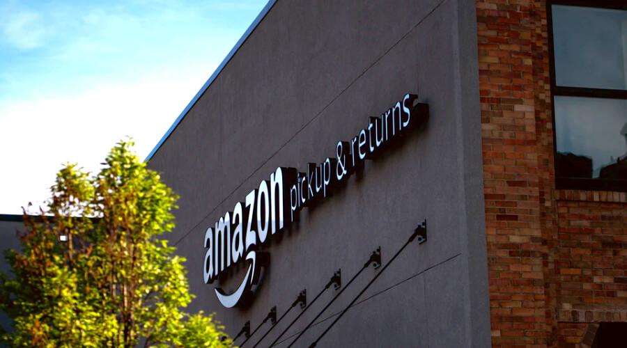 Офис Amazon