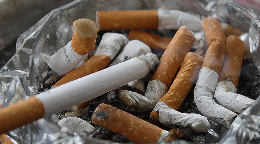 Люди стали больше курить во время пандемии COVID-19