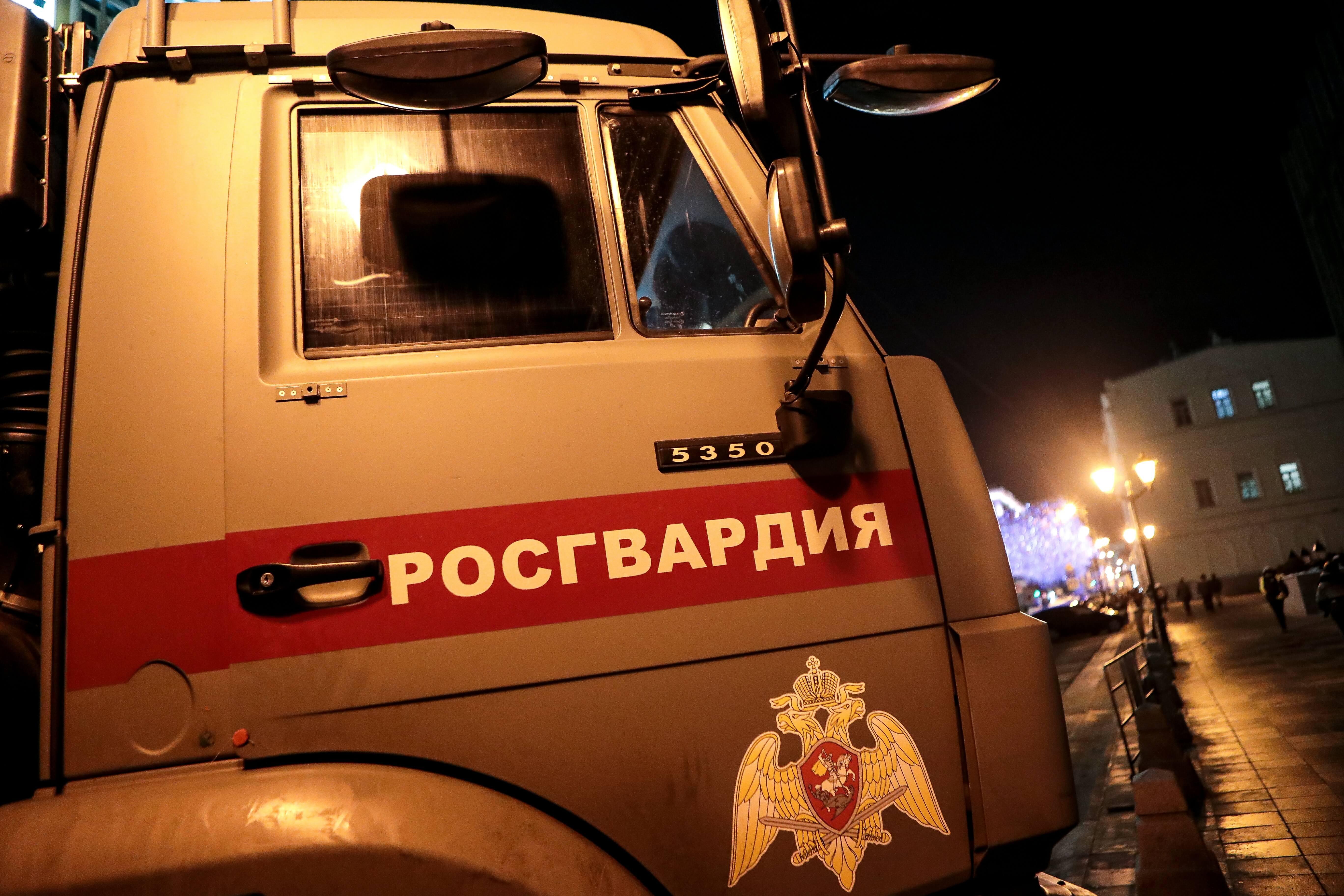 Студента хотят выдворить из России после акции за Алексея Навального