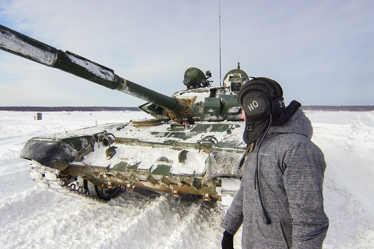 Две «слабости»: российская армия бесполезна в воздухе и на воде