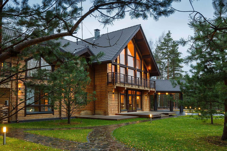 Дом в Подмосковье. Фото: Coolhouses.ru