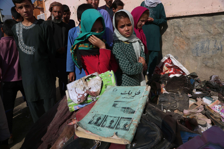 Rahmatullah Alizadah / XinHua / Global Look Press