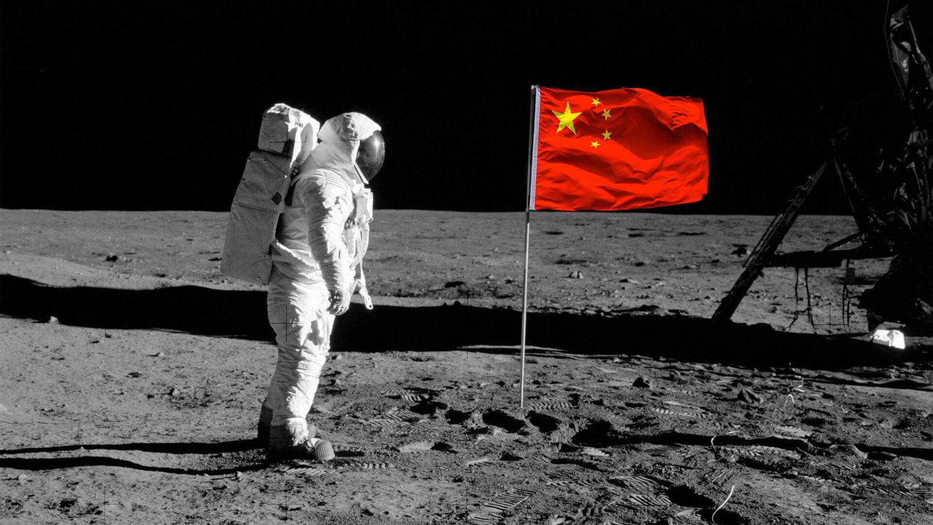 Китайцы на Луне
