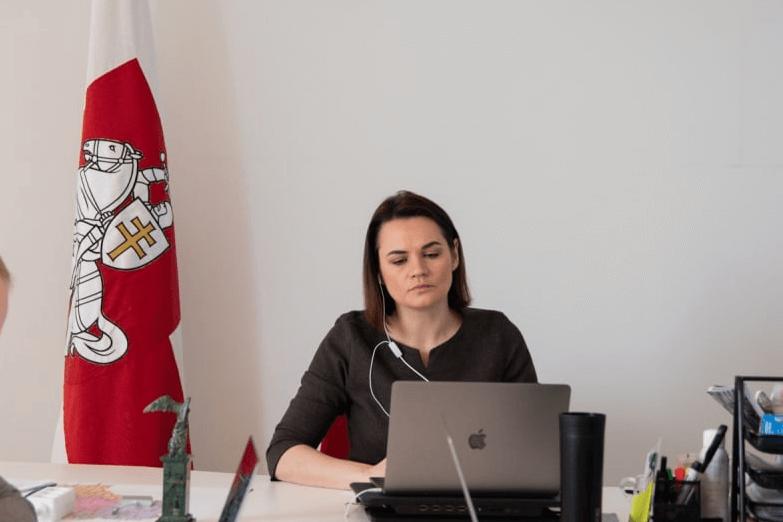 Пресс-служба Светланы Тихановской