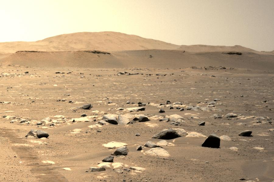 NASA/JPL-Caltech/Globallookpress