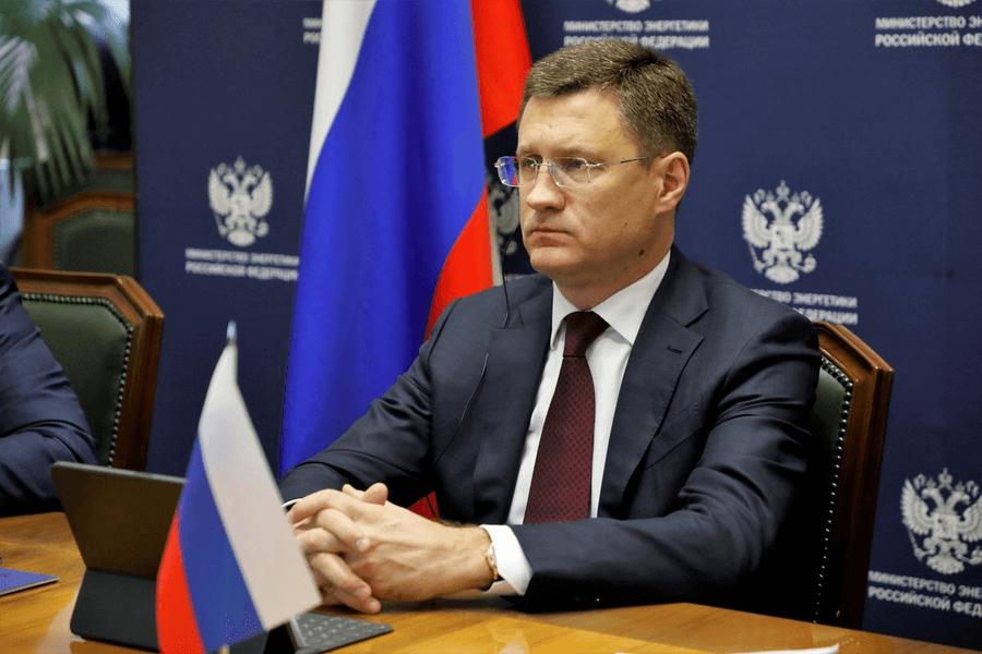 Ministry of Energy Russia/via Globallookpress.com