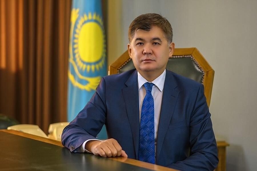 Фото: пресс-служба Минздрава РК