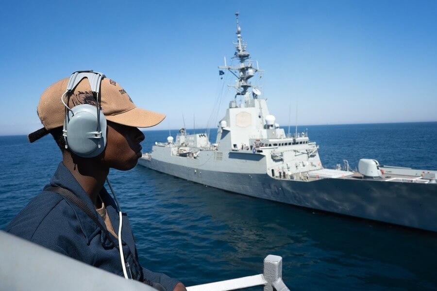 US Navy/via Globallookpress.com