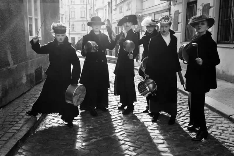 Марш пустых кастрюль 1857 года