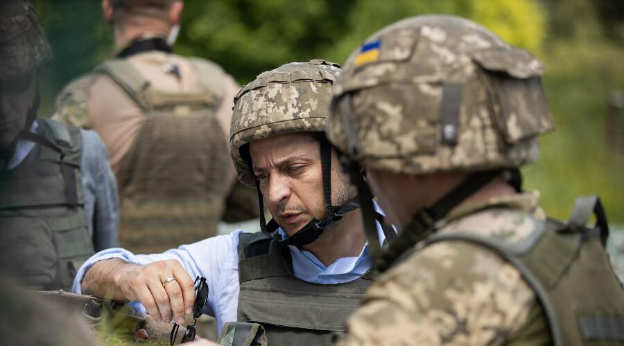 Владимир Зеленский: украинцы должны отмечать две победоносные даты