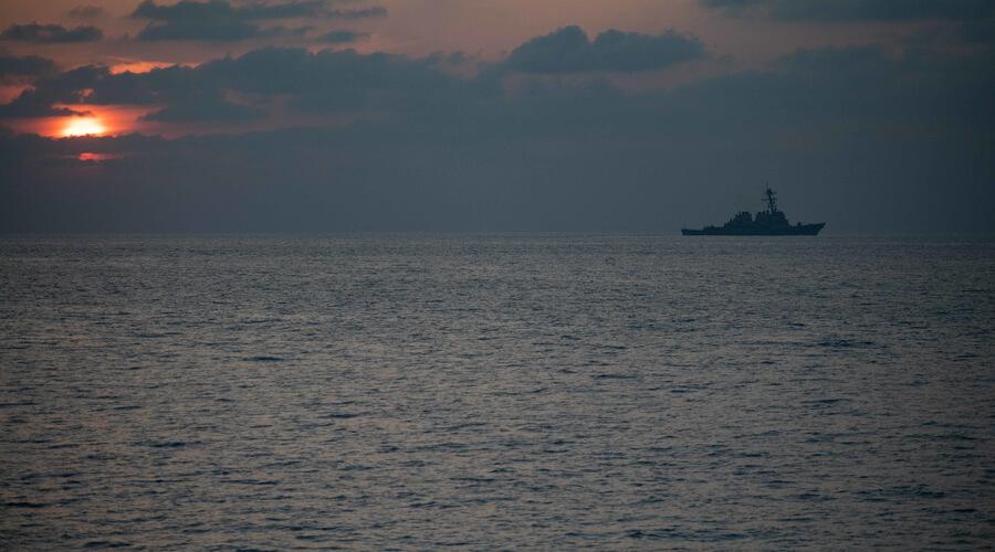 Неуправляемая китайская ракета добралась до Мальдив