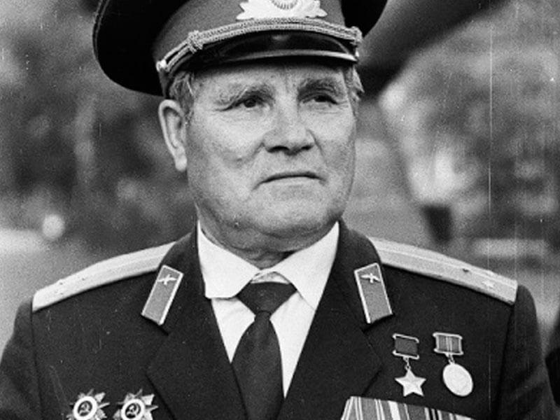Михаил Девятаев. Фото: