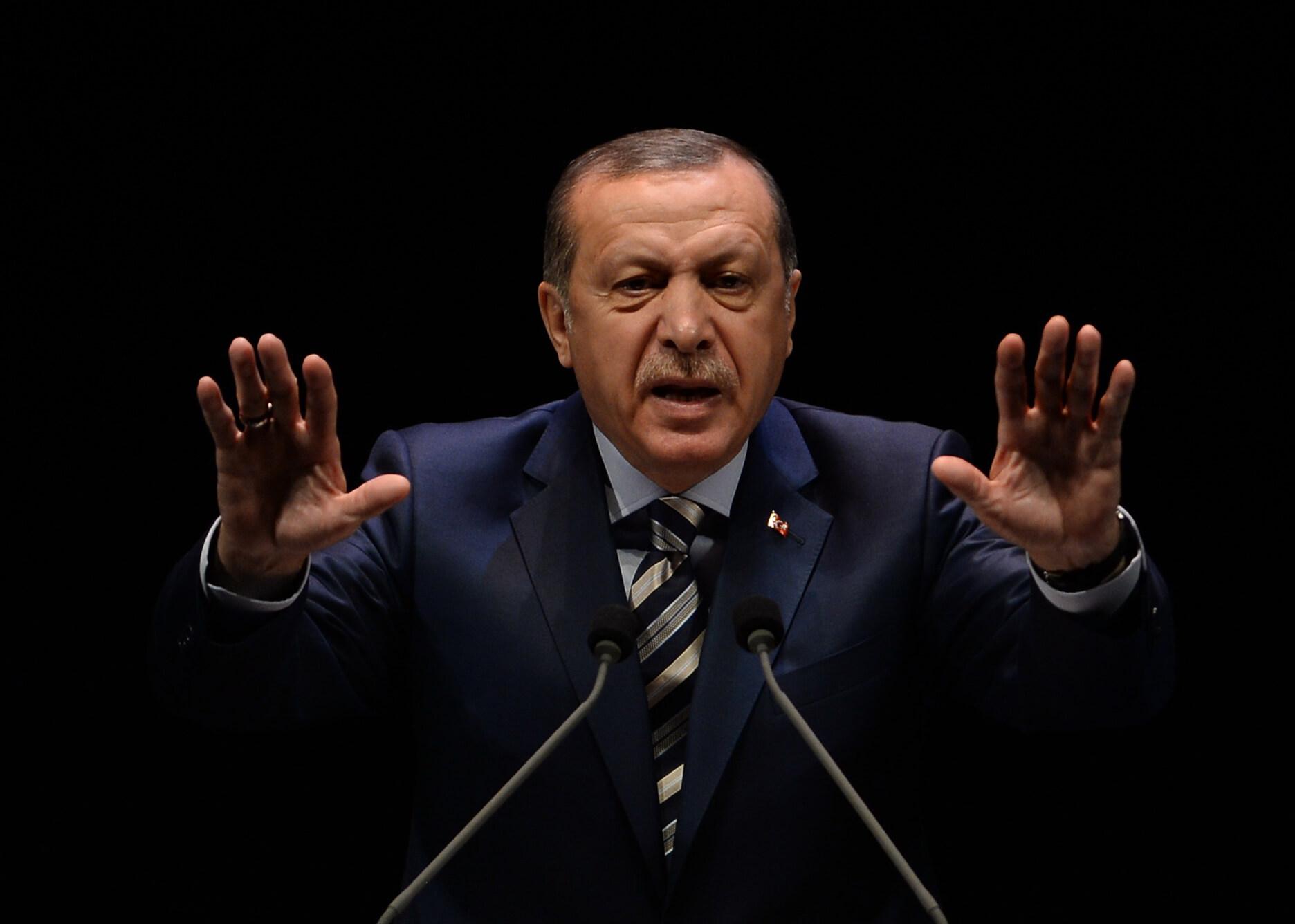 Реджеп Эрдоган. Фото:
