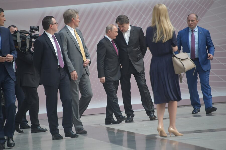 Komsomolskaya Pravda/Global Look Press