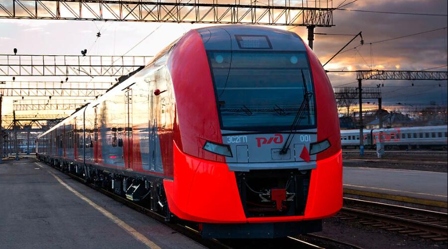Из Москвы в Минск можно будет добраться на скоростной «Ласточке»