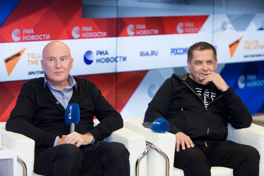 Игорь Матвиенко и Николай Расторгуев