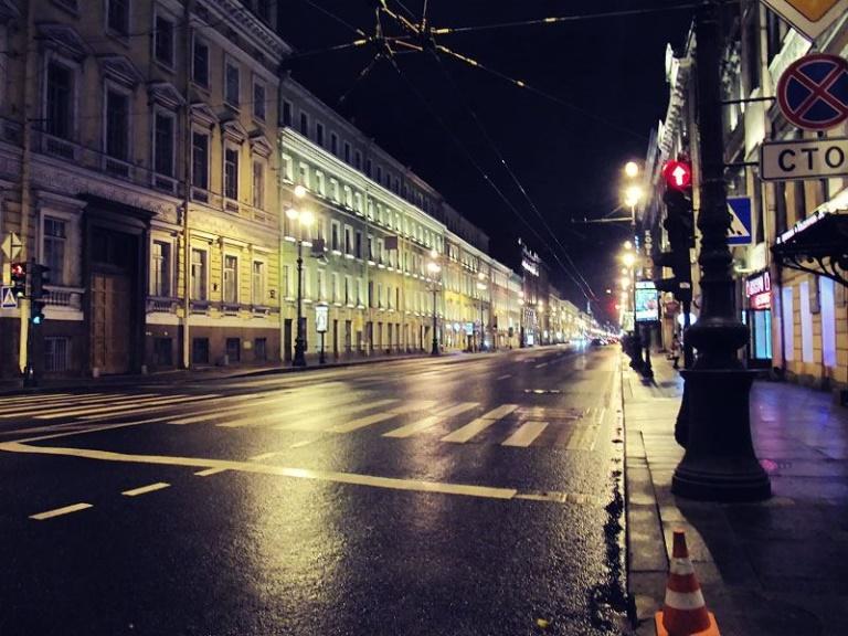 Улица Москвы