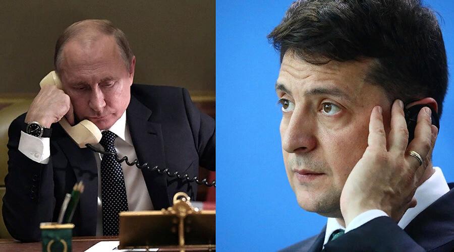 У Киева трудности с организацией встречи Владимира Зеленского с Владимиром Путиным