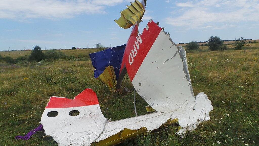 Boeing в Донбассе