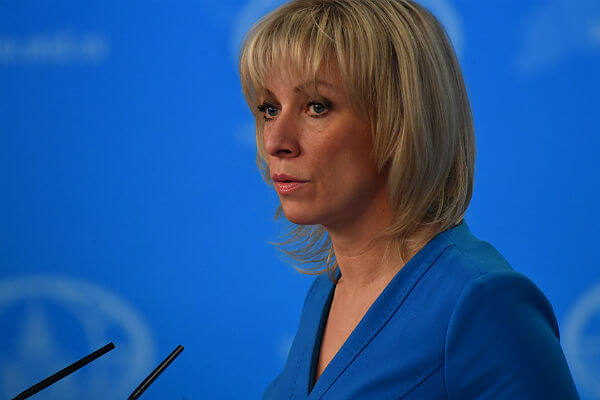 Фото: MFA Russia, globallookpress.com