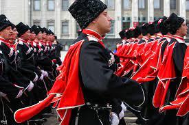 Фото: Московское казачье общество